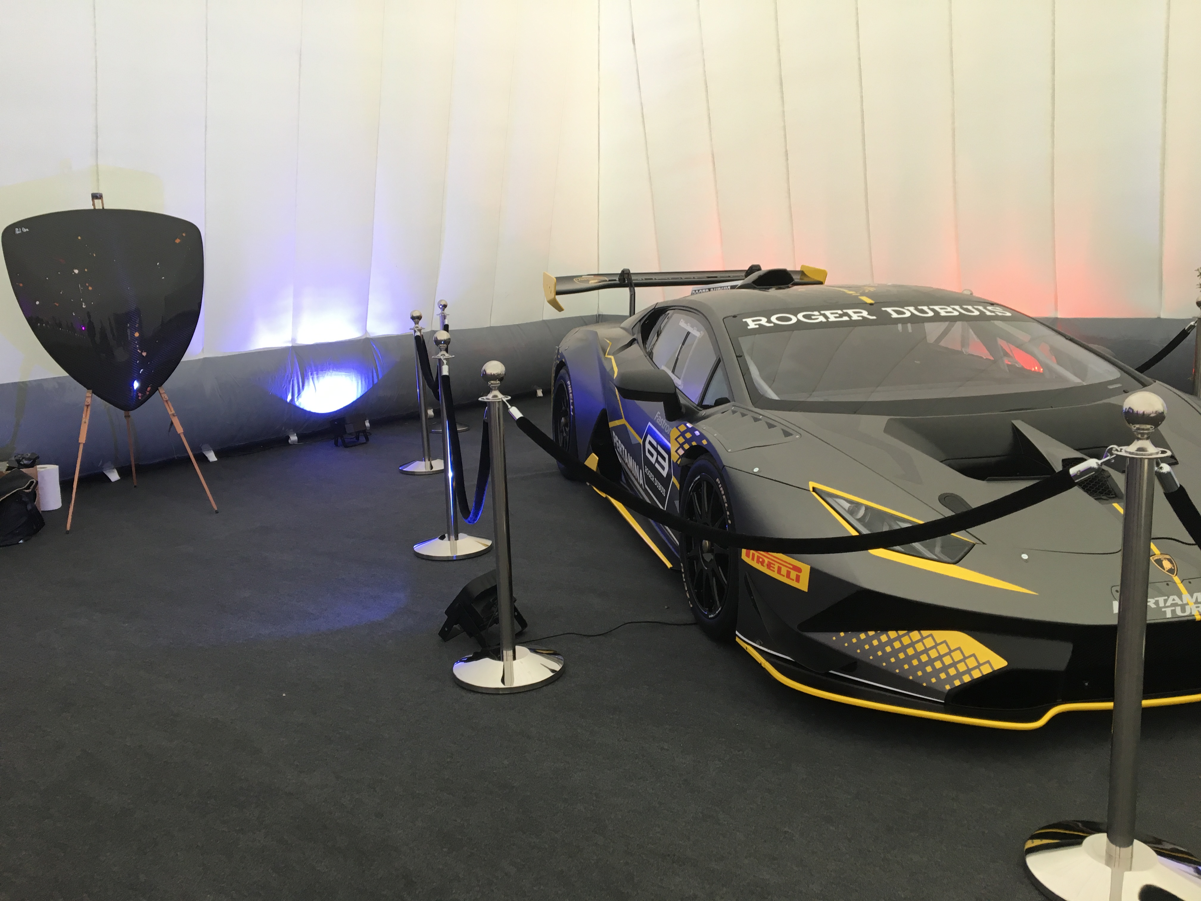 Lamborghini Car Launch Hospitality Staff Blog Your Events Team
