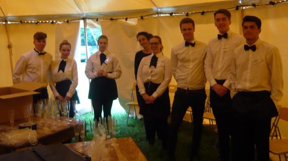 Blenheim Palace Charity Event - Hospitality Staff